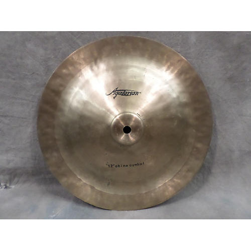 Agazarian 12in Traditional China Cymbal