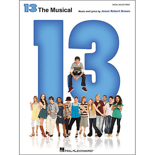 Hal Leonard 13 - The Broadway Musical Vocal Selections arranged for piano, vocal, and guitar (P/V/G)