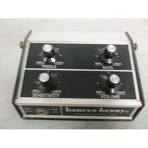Barcus Berry 1330-1 Guitar Preamp