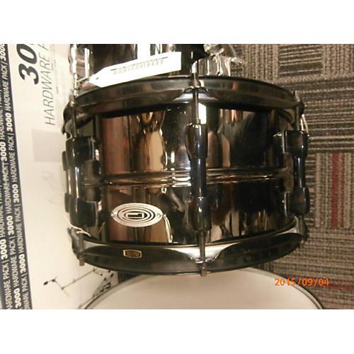 Orange County Drum & Percussion 13X13 OCDP SNARE Black Chrome Drum