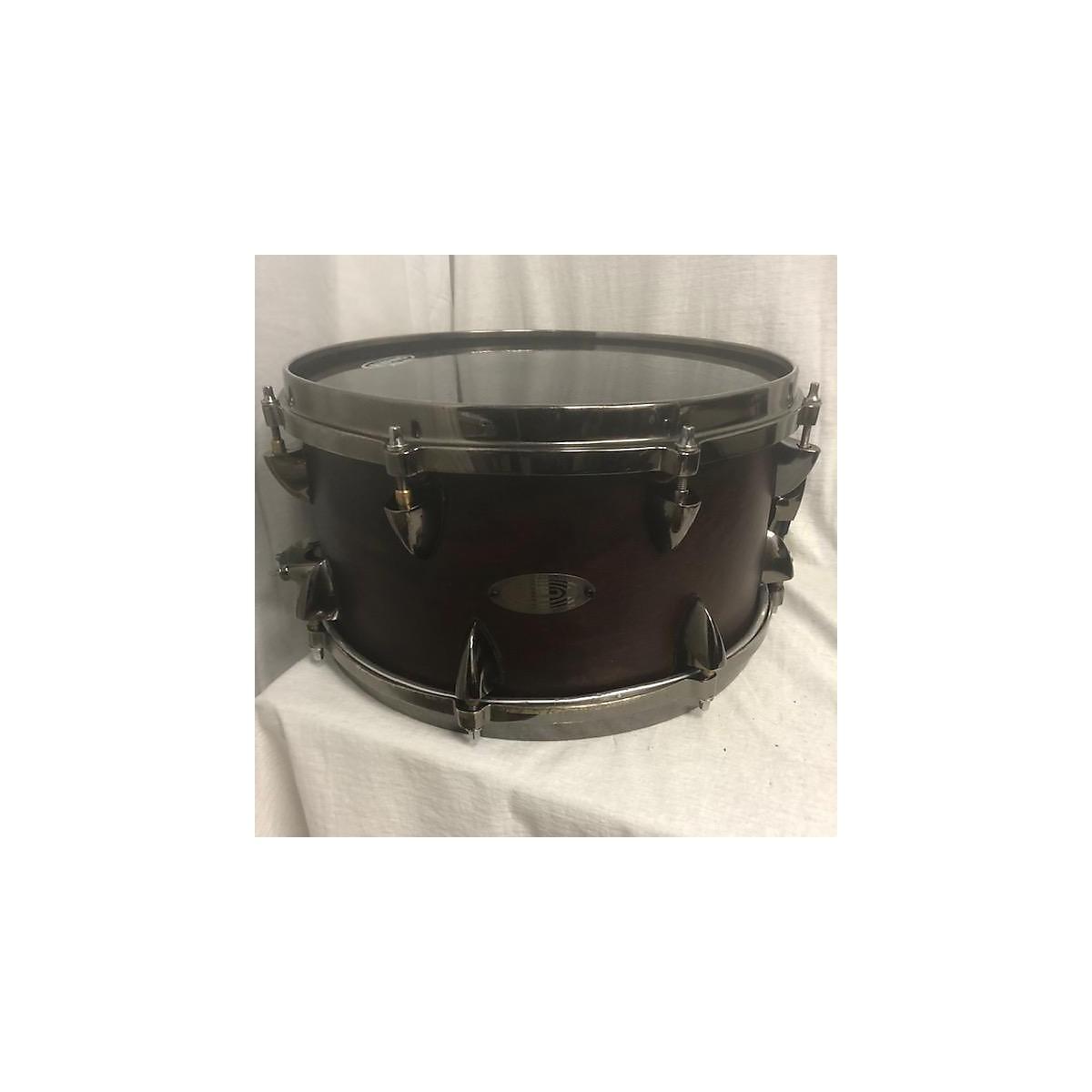 Orange County Drum & Percussion 13X7 Mahogany Snare Drum