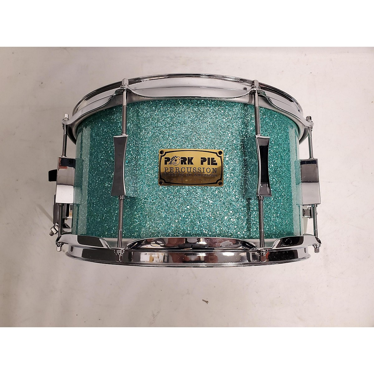 Pork Pie USA 13X8 Custom Snare Drum