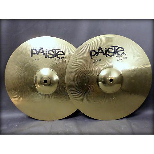 Paiste 13in 101 Brass Cymbal