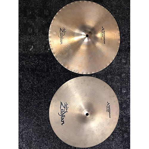 Zildjian 13in A Mastersound Hi Hat Pair Cymbal