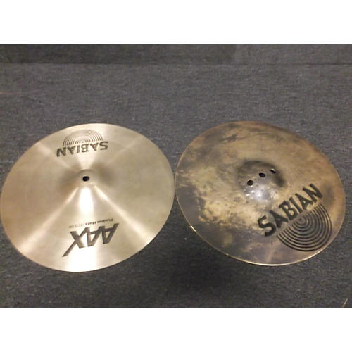 Sabian 13in AA Fusion Hi Hat Pair Cymbal