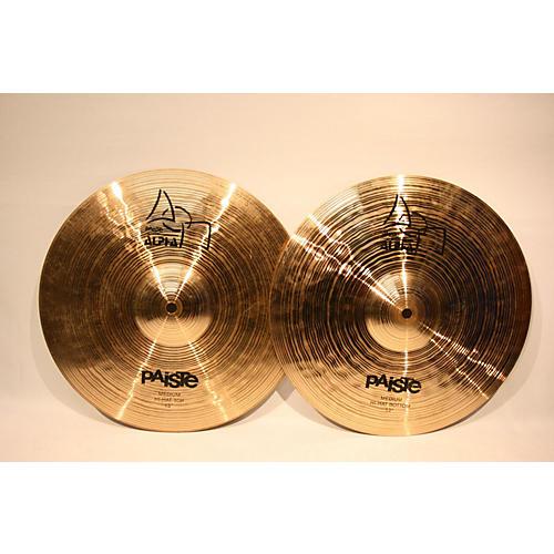 Paiste 13in Alpha Medium Hi Hat Pair Cymbal