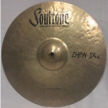 Soultone 13in Custom Brilliant Cymbal