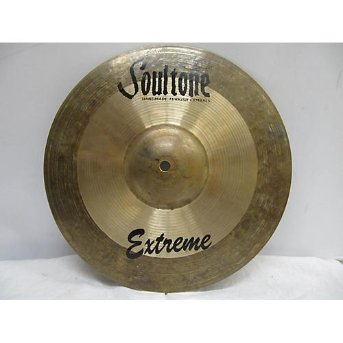 Soultone 13in Extreme Hi Hat Bottom Cymbal
