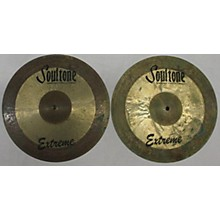 Soultone 13in Extreme Hi Hat Pair Cymbal