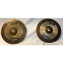 Soultone 13in Extreme Hi Hat Pair Cymbal