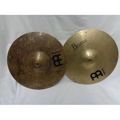 Meinl 13in FAST HIHATS Cymbal