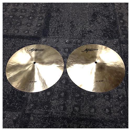 Agazarian 13in GC Cymbal