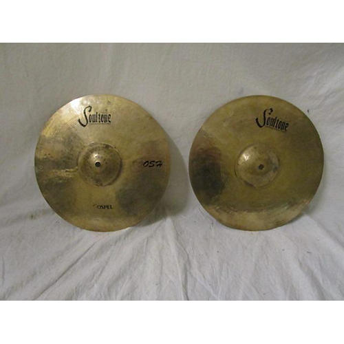 Soultone 13in Gospel Series Hi Hat Pair Cymbal