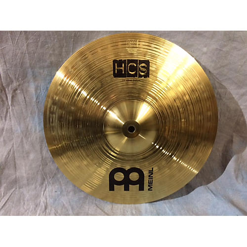 Meinl 13in HCS Hi Hat Bottom Cymbal