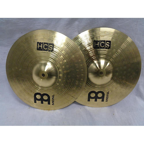 Meinl 13in HCS Hi Hat Pair Cymbal