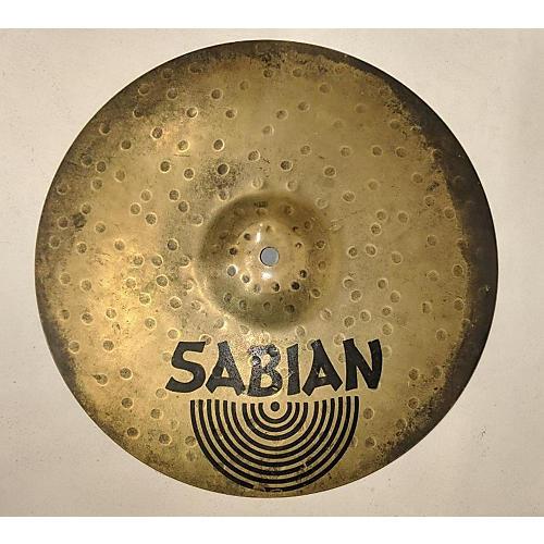 Sabian 13in HH Leopard Hat Bottom Cymbal