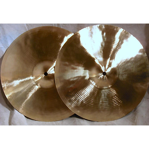 Miscellaneous 13in Hi Hat Pair Cymbal