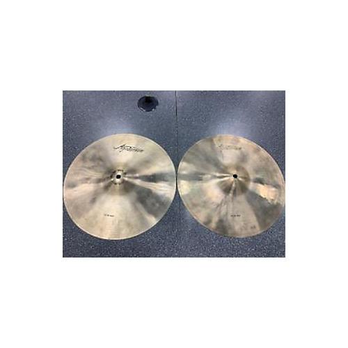 Agazarian 13in Hi Hat Pair Cymbal