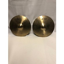 Agazarian 13in Hi-Hats Cymbal