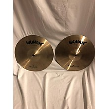 Wuhan 13in Hi-hat Pair Cymbal