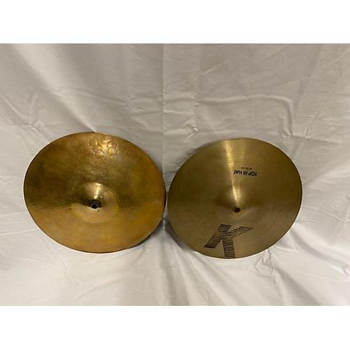 Zildjian 13in K/DYNO BEATS HI HATS Cymbal