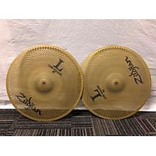 Zildjian 13in Low Volume 80 High Hat Set Cymbal