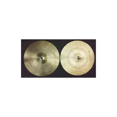 Sabian 13in Neil Peart Signature Paragon Hi Hat Pair Cymbal