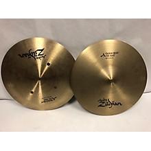 Zildjian 13in Quick Beat Hi Hat Pair Cymbal
