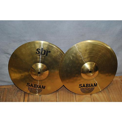 Sabian 13in SBR Hi Hat Pair Cymbal