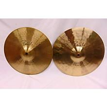Paiste 13in Signature Medium Hi Hat Pair Cymbal