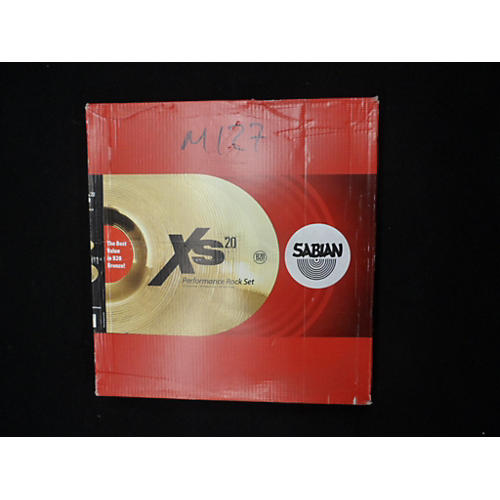 Sabian 13in XS20 FIRST PACK SET Cymbal