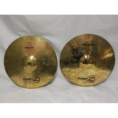 Zildjian 13in Z Planet Hihat Pair Cymbal