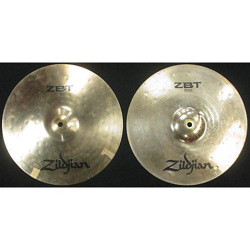 Zildjian 13in ZBT Hi Hat Pair PERC CYMBALS HI-HAT