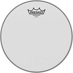 remo 14 ambassador coated snare drum head black friday special while supplies last guitar. Black Bedroom Furniture Sets. Home Design Ideas