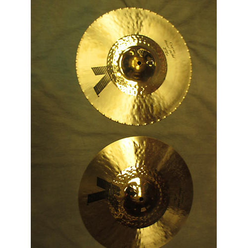 Zildjian 14.25in K Custom Hybrid Hi Hat Pair Cymbal