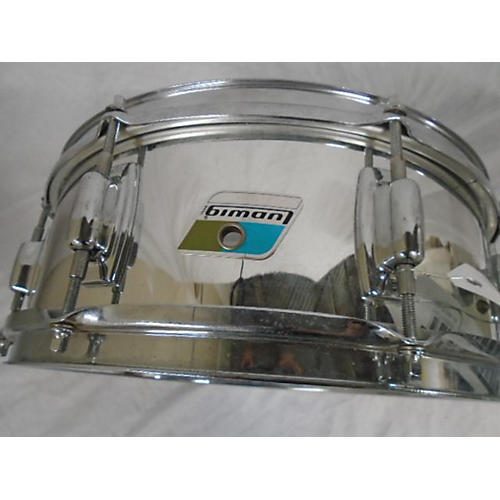 Ludwig 14X5  Chrome Snare Drum