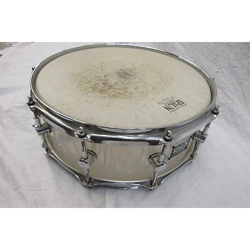 Spaun 14X5.5 ACRYLIC SNARE DRUM Drum