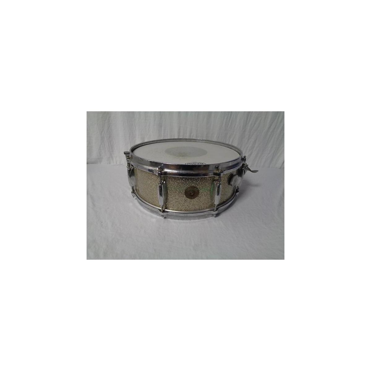 Gretsch Drums 14X5.5 Roundbadge Drum