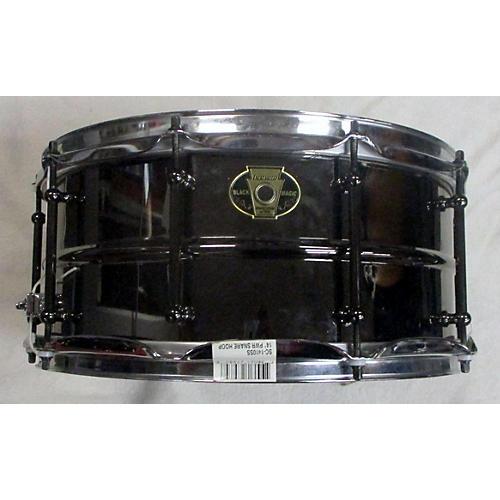 Ludwig 14X6.5 Black Magic Snare Drum