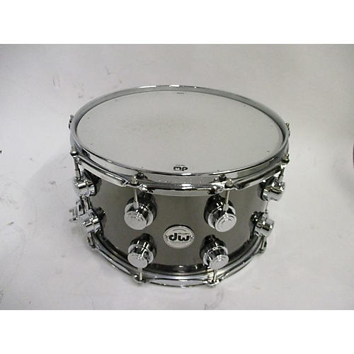DW 14X7 Collectors Series Brass Drum