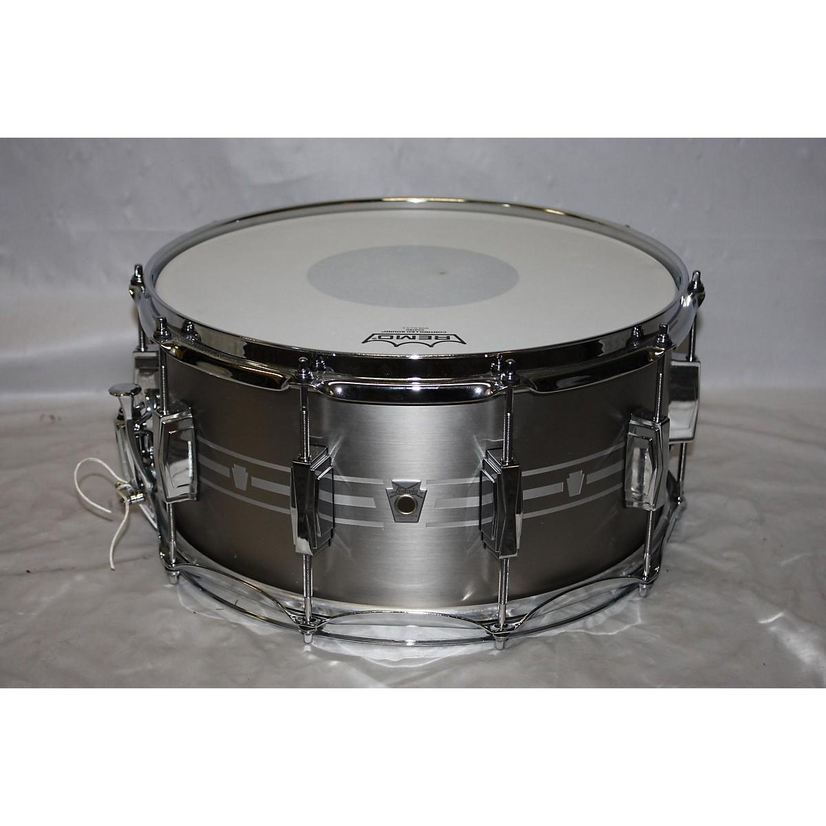 Ludwig 14X7 Ludwig Heirloom Snare Drum Drum