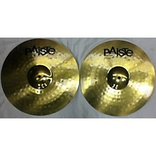 Paiste 14in 101 Hi Hat Cymbal