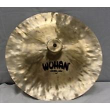 "Wuhan 14in 14"" Cymbal"