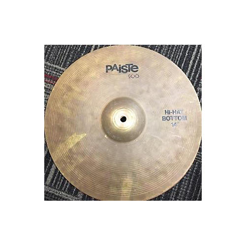 Paiste 14in 200 Series Hi Hat Pair Cymbal