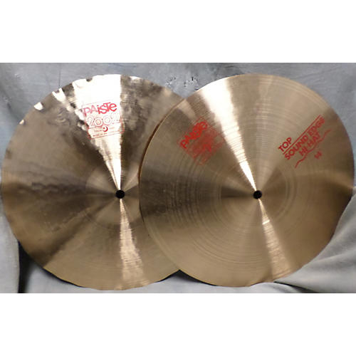Paiste 14in 2002 SOUNDEDGE Cymbal