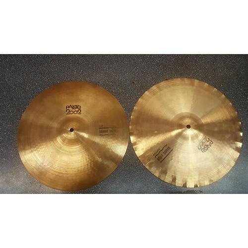 Paiste 14in 2002 Sound Edge Hi Hat Cymbal