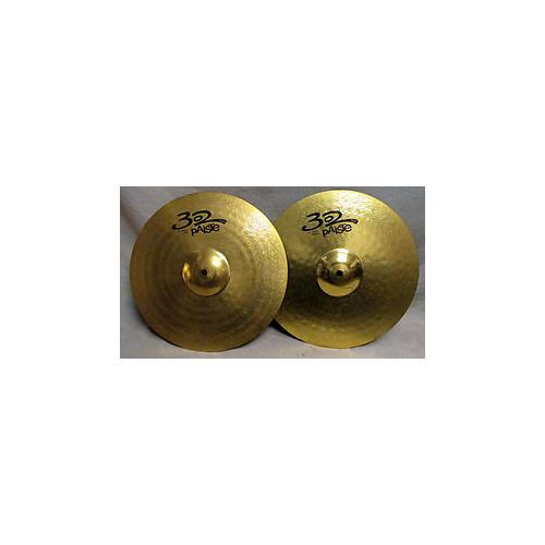 Paiste 14in 302 Hi Hat Pair Cymbal
