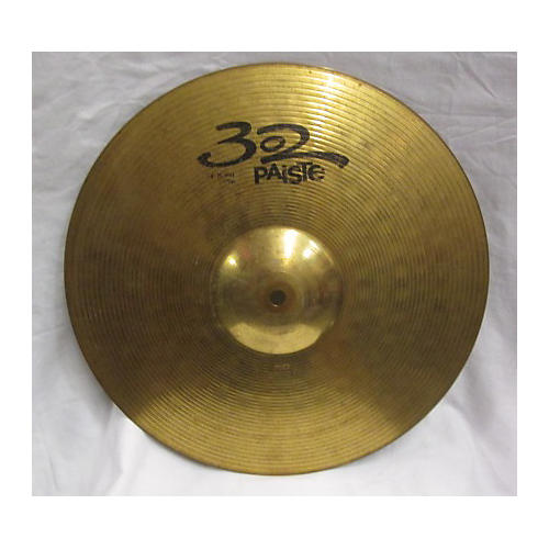 Paiste 14in 302 Hi Hat Pair Cymbal