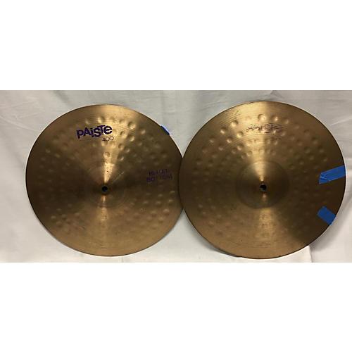 Paiste 14in 400 Series Hi Hat Cymbal