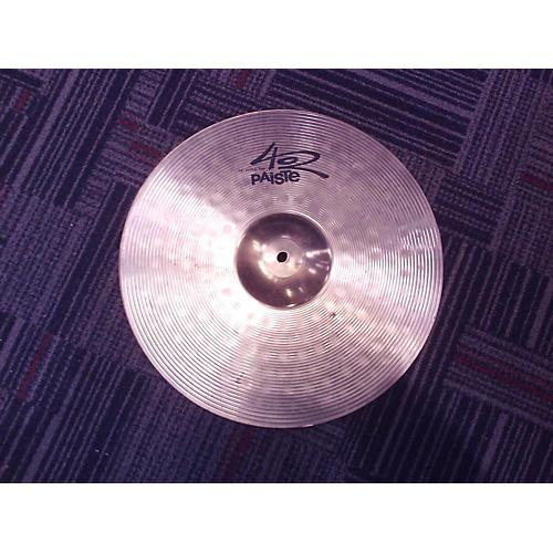 Paiste 14in 402 Hi Hat Pair Cymbal